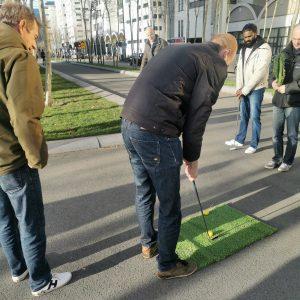 eindhoven-bedrijfsuitje-golf-eindhoven