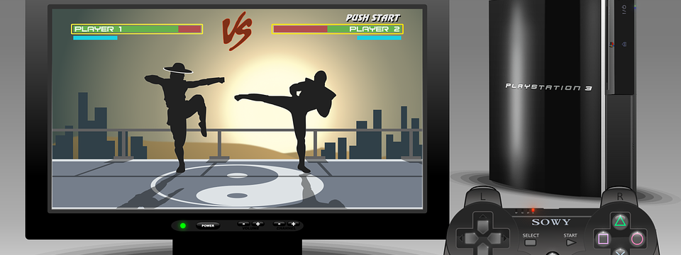 Playstation Fightgame